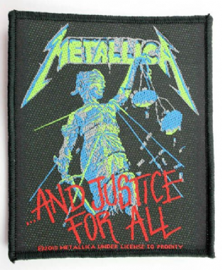 Metallica Patch 8